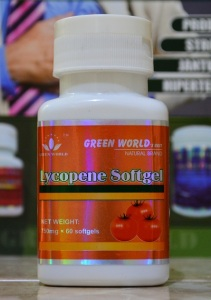 Lycopene-Softgel